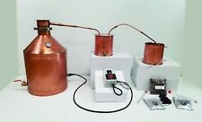 20 Gallon Copper Moonshine Whiskey COMPLETE DISTILLERS KIT by Vengeance Stills