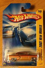 HOT WHEELS CUSTOM '53 CHEVY FROM 2007 KMART HOT WHEELS DAYS! NIP!!!