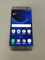 Samsung Galaxy S7 Edge 32GB Silver SM-G935P (Sprint) Android Smartphone KF3746