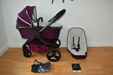 Travel System 2in1 iCandy Peach 5 in Damson