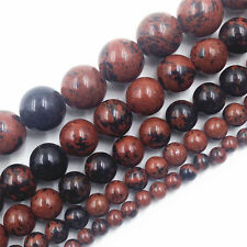 DIY New Natural Gemstone Spacer Loose Beads Jewelry 4mm 6mm 8mm 10mm 12mm