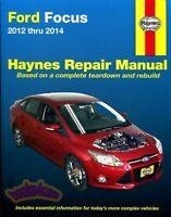 Haynes Workshop Manual Ford Mondeo Petrol /& Diesel 2007-2014 Service /& Repair
