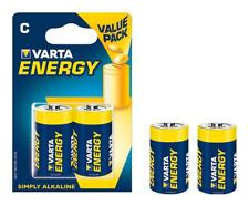 Pile Alcaline Varta ~ 1,5V ~ LR14 ~ Type C ~ Energy (2 pièces)