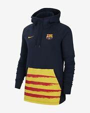 Nike FCB Barcelona Womens Football Fleece Pullover - Medium - M - CQ2520 475