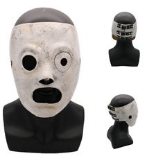 Slipknot Corey Taylor Cosplay Mask Costume Adults Scary Halloween Party Props