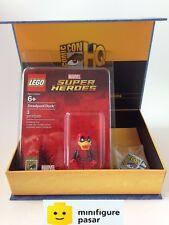 Lego SDCC San Diego Comic-Con 2017 - Deadpool Duck Minifigure Complete Pack MISB