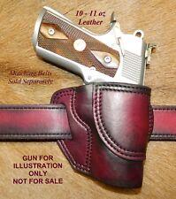 Gary Cs Leather Avenger Right Hand Owb Holster For Colt 1911 Officers 35