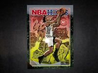 2019-20 PANINI NBA HOOPS BASKETBALL WINTER GET OUT THE WAY JOHN COLLINS #8 CARD