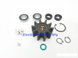 Jabsco 29450 Pump service kit SK387 for VOLVO PENTA 3850946 MD2030 MD2040