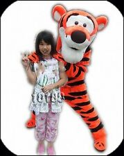 Tigger costume 2017 hot selling High quality Adult Mascot Costume fancy dress
