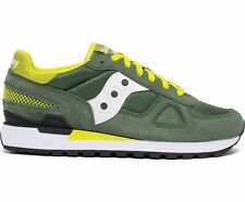 Scarpe da uomo Saucony Shadow Original S2108 776 verde giallo sneakers sportiva