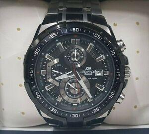 Casio Edifice Mens 5345 EFR-539DV 100m Water Resistant Chronograph Watch