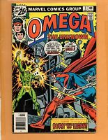 OMEGA THE UNKNOWN #3 FN/VF