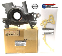 Genuine Nissan Oil Pump Assembly 15010-35F01 FREE GASKET! -For S13 200SX CA18DET