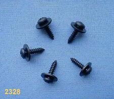 (2328) 5x Schrauben Stoßstange Befestigung Universal Halteschrauben M5