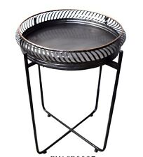 Metal Table ROUND Living Room