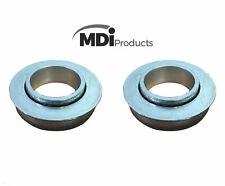 MDI 2x Replacement Wheel Bearings 20mm Bore, Trolley, Sack Truck, wheelbarrows