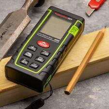 Laser Distance Meter Construction Work Measure Device Room Length Height Area