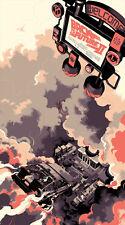 Matt Taylor Back To The Future 2 Mondo Regular Art Print