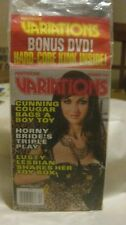 Collectible Penthouse Variations Magazine December 2010 With DVD Included   eb92