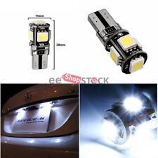 Ampoule T10 led feux de position 5 SMD effet bleuté zenon ESS TECH® universelle