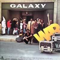 WAR ~ Galaxy ~ Original 1977 US MCA Records FIRST PRESSING vinyl LP ~ FUNK/SOUL