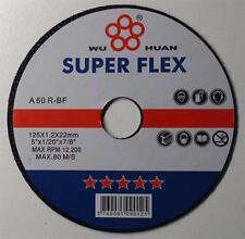125MM X 1.2MM  THIN METAL CUTTING DISCS , DISKS X 25