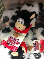 KONG Dog Toy Cruncheez Barnyard Cow Small  Dogs Puppies Gift Toys