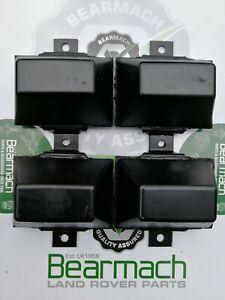 Land Rover Series 1, 2, 3 Axle Bump Stop SET, x4, 241380