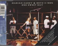 Mariah Carey & Boyz II Men One Sweet Day Cd Maxi Uk