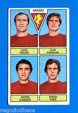 [GCG] CALCIATORI PANINI 1971-72 - Figurina-Sticker -TONANI PAROLINI -AREZO-Rec