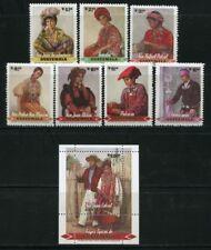 Guatemala 2009 Trachten Folklore Brauchtum Trad. Costumes 1512-1518 Block 47 MNH
