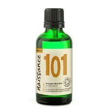 Olio di Eucalipto Globolus Biologico - Olio Essenziale Puro al 100% Aromaterapia