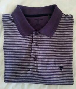 Men's James Pringle Short Sleeved POLO SHIRT SIZES S, M, L, XL, XXL RRP £25