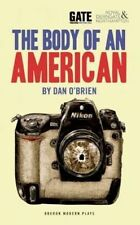 The Body of an American by Dan O'Brien (Paperback, 2014) Theatre   EXCELLENT