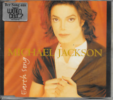 MICHAEL JACKSON - Earth song CDM 5TR Europe 1995 (EPIC)