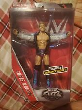 WWE Elite Collection Chris Jericho