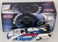 John Force 2018 Lionel NHRA Peak Coolant & Motor Oil Chevy Camaro Funny Car 1/24
