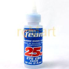 Team Associated Silicone Shock Fluid 25wt/275cst RC Cars Buggy Drift #ASS-5428