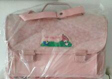 MY MELODY cartella Borsa Zaino scuola School Vintage bags pink rosa