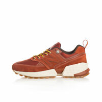 SNEAKERS UOMO NEW BALANCE 574 MEN MS574ARD  Rosso