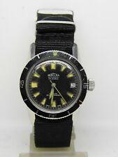 """montre de plongée automatique """"NOREXA"""" mouvement automatique vintage 1960-1970"""