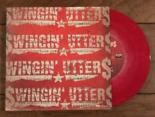 Swingin' Utters The Librarians Are Hiding Something Color Vinyl Red/white Haze