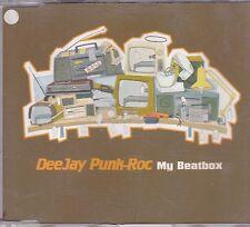 Dee Jay Punk Roc-My Beatbox cd maxi single