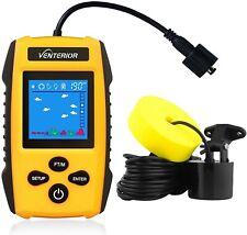 New listing Venterior Portable Fish Finder Ice Kayak Fishing Gear Depth Finder