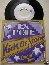 Ex Hole Kick of stone/mélodrame tune * Ariola 101878-100 * NM *