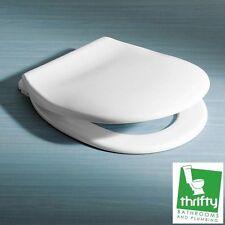 Caroma Trident Toilet Seat White 301104W