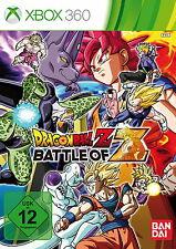Dragon Ball Z: Battle of Z -- Day One Edition (Microsoft Xbox 360, 2014, DVD-Box