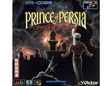 # Sega Mega-CD-Prince of Persia (JAP/JP) - TOP #