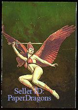 MASTERS of FANTASY - Gold Metallic Chase Card 2 - Rowena Morrill